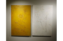 Herbarium Indicum (A solo exhibition by Artist and Designer Alex Davis)